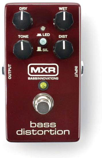 MXR-M85 Bass Distortion
