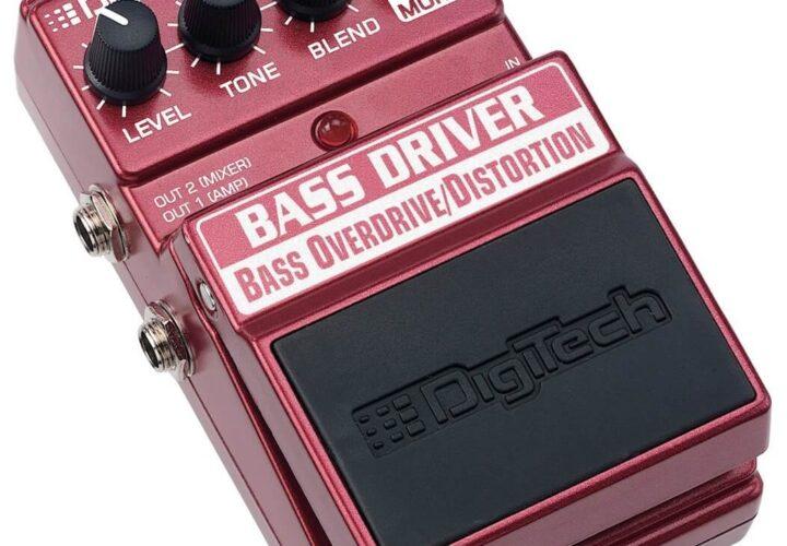 Recensione Digitech X-Series Bass Driver