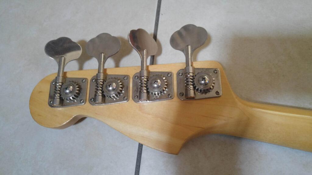 Meccaniche Fender Jazz bass jb-45 Made in Japan