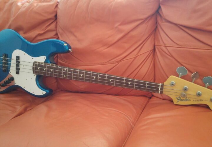 Recensione Fender Jazz Bass JB-45 Made in Japan