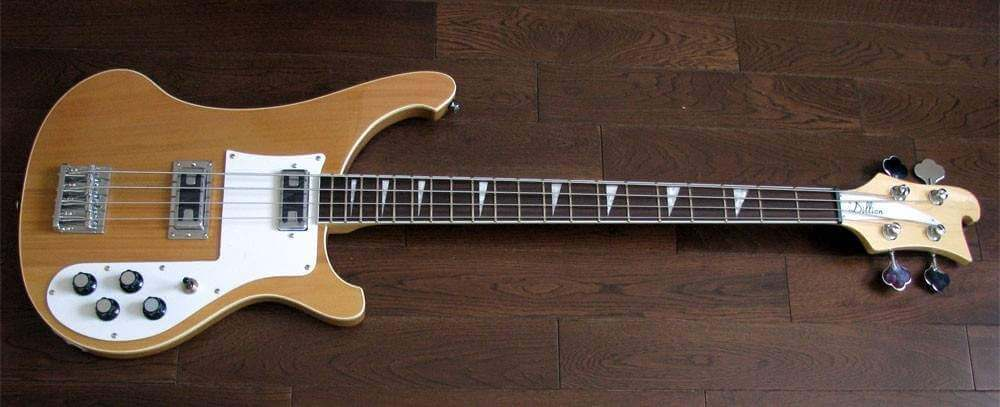 Dillion DRG45 rickenbacker copy