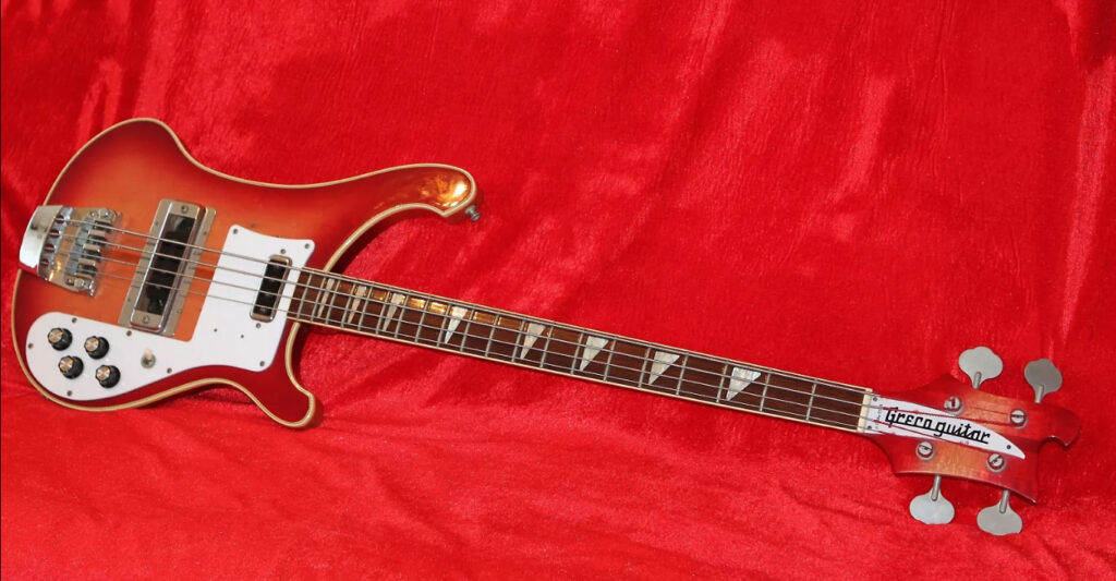 Greco Rb700 Rickenbacker copy