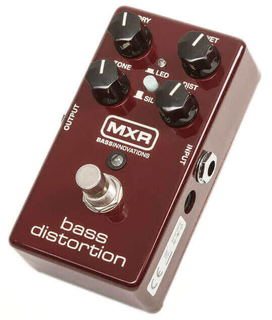 Recensione Dunlop MXR M85 Bass Distortion