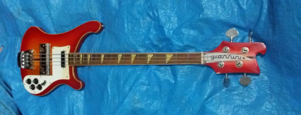 giannini ae10b rickenbacker copy