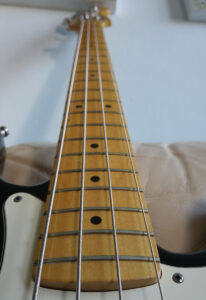 manico fender precision elite II