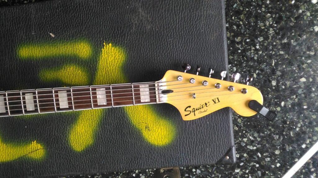 Manico Fender Squier Vintage Modified Bass VI