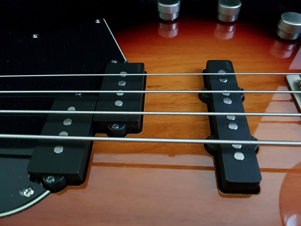 Pickup Yamaha BB P34