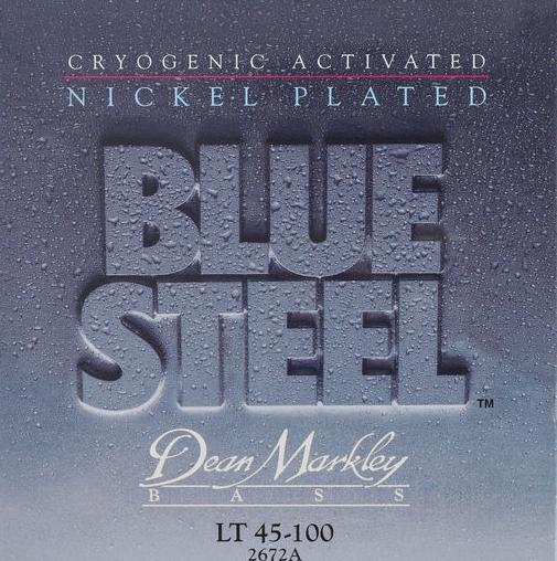 Dean Markley 2672 A Nickel Blue Steel