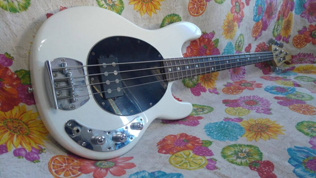 Vista frontale Sterling by Music Man SUB Ray4