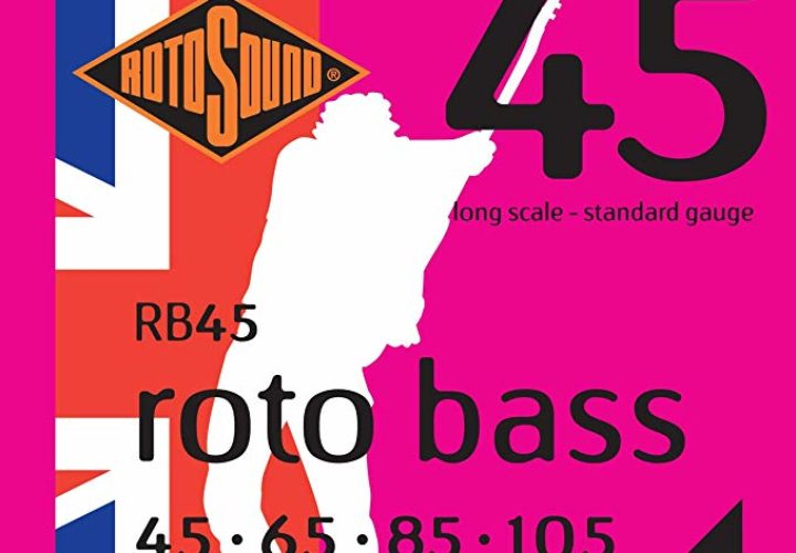 Recensione Rotosound Roto Bass RB45